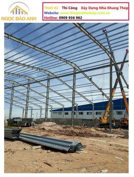 thi công nhà xưởng kết cấu thép (4)