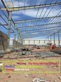 thi công nhà xưởng kết cấu thép (6)