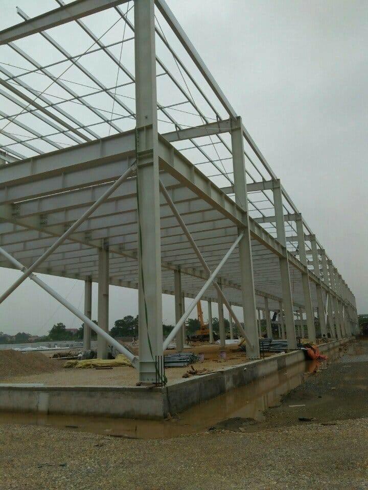 thi công nhà xưởng tại Đồng Nai (3)
