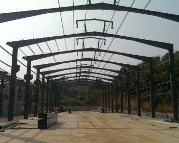 thi công nhà xưởng tại Tân An Long An