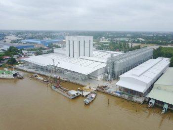 xây dựng nhà kết cấu thép tại Chợ Gạo Tiền Giang