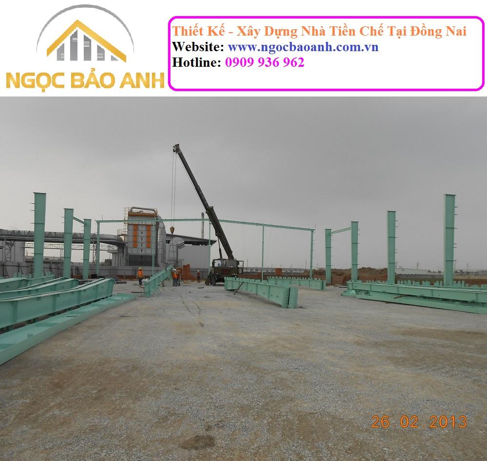 Xây dựng nhà xưởng Đồng Nai 1