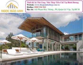 xây dựng nhà xưởng Tại Tân uyên  Bình Dương (2)