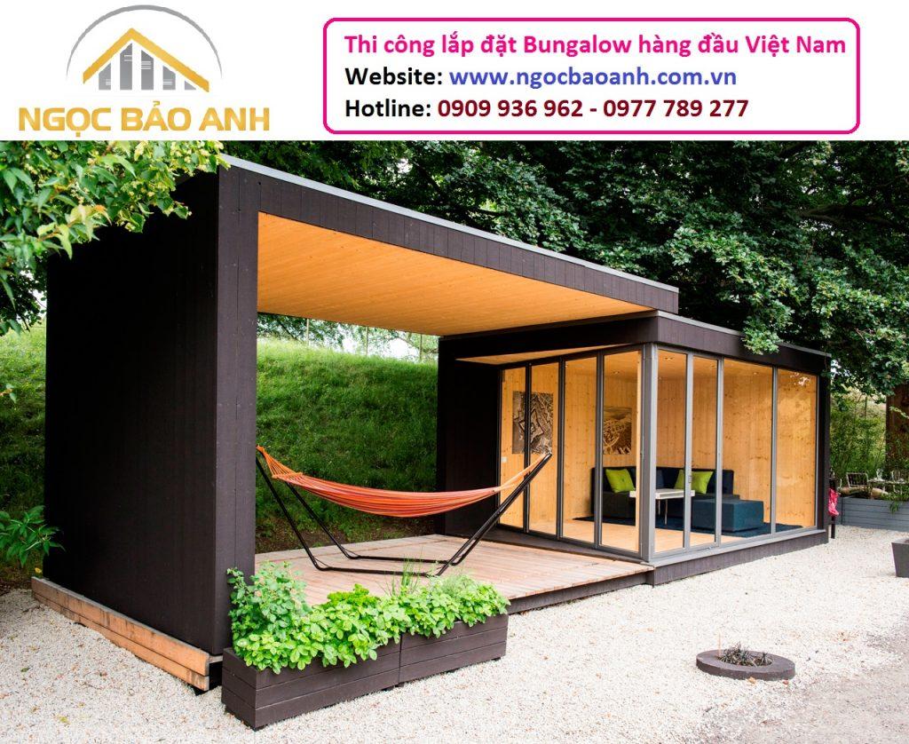 Bungalow đẹp nhất tại Việt Nam