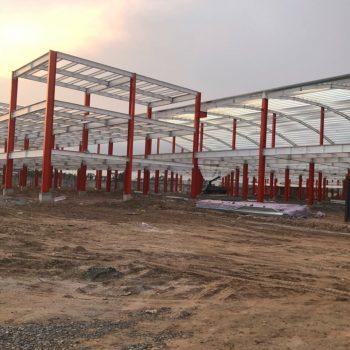 Xây dựng nhà xưởng tại Hố Nai Đồng Nai