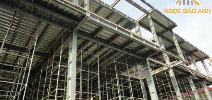nhà thép tiền chế cao tầng