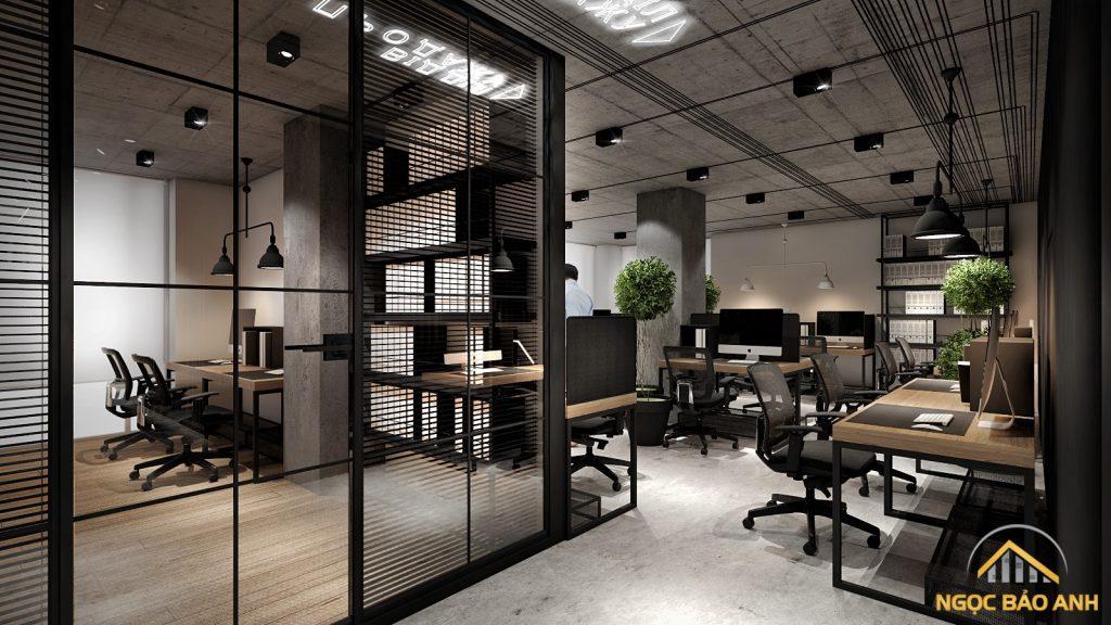 thiết kế văn phòng offices