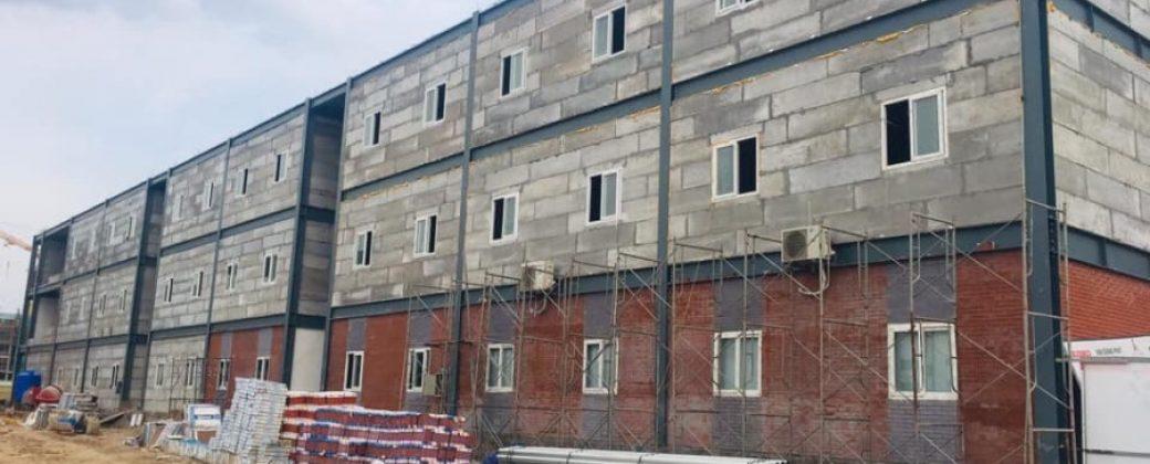 Thi Công Xây Dựng Nhà Xưởng Tại KCN Hiệp Phước Nhà Bè