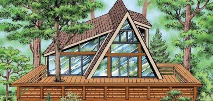 thiết kế bungalow đẹp