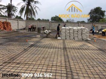 Đổ bê tông đường nhà xưởng