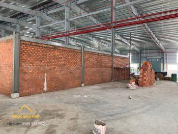 Sửa chữa nhà xưởng tại KCN Việt Hương