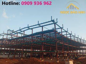 Xây dựng nhà máy tại Tiền Giang