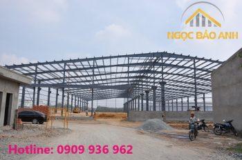 Xây dựng nhà xưởng Tại Vĩnh Long