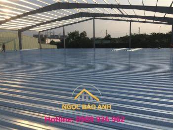 Xây dựng nhà xưởng tại Tỉnh Tiền Giang