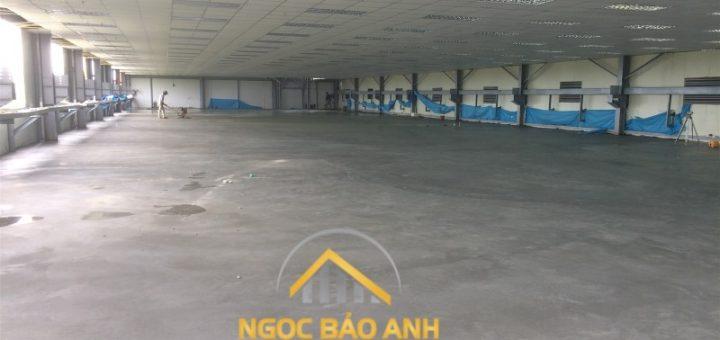 xây dựng xưởng Bình Phước