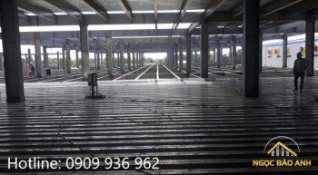 Sửa chữa nhà xưởng KCN Đồng An BD