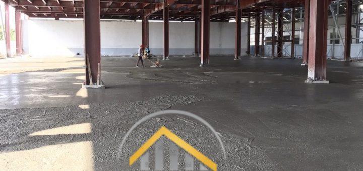 Xây dựng nhà xưởng ở Bình Dương
