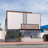 Xây dựng nhà xưởng tại Vĩnh Phú Bình Dương