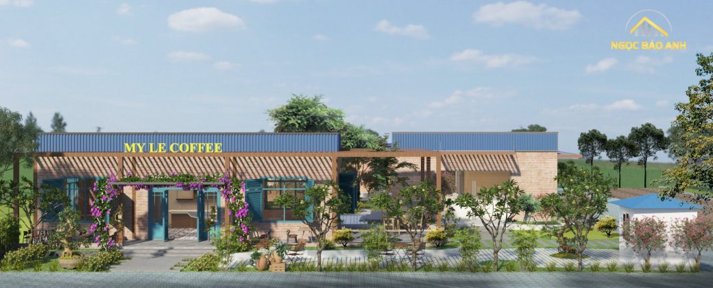 Thiết kế quán cafe tại Bình Phước,